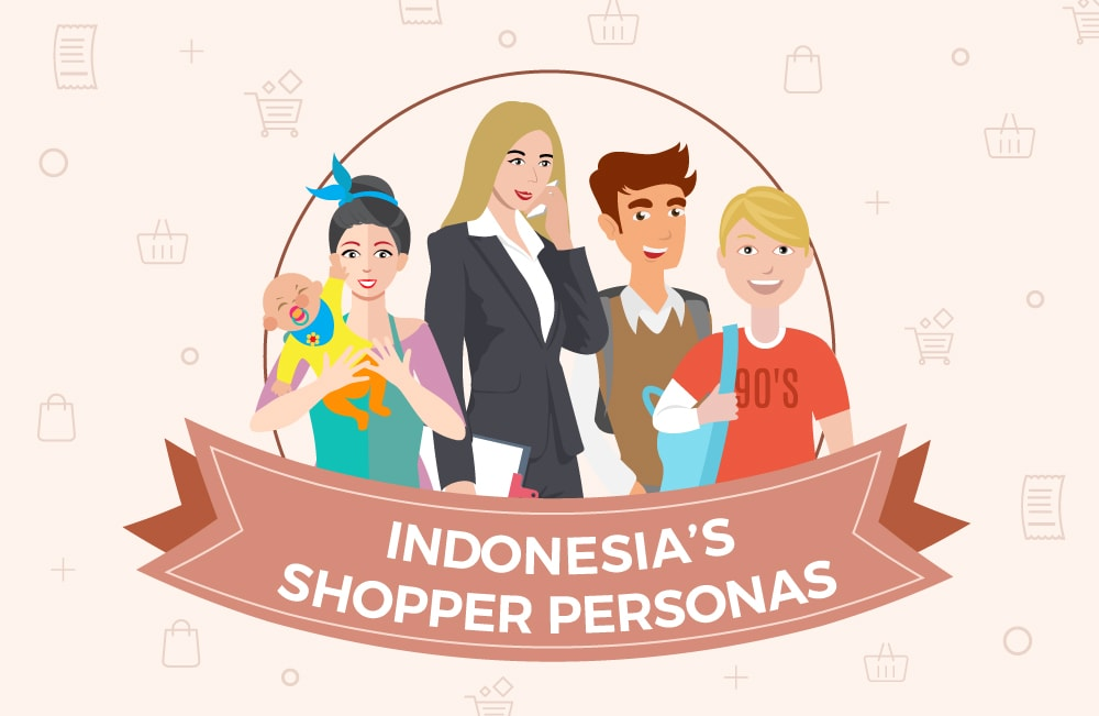 Indonesia's Shopper Persona